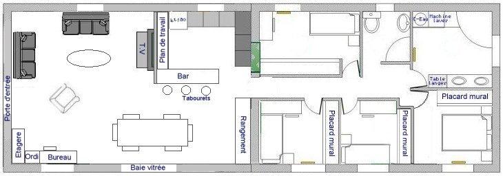 Plan Maison Rectangle Elegant Check With Plan Maison Rectangle