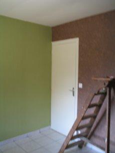 notre chambre en marron et vert - Chambre Marron Et Vert